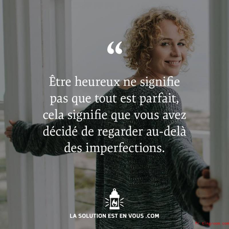 des imperfections
