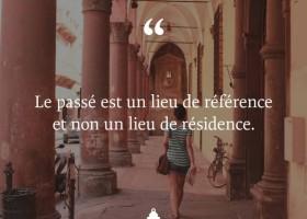 【法语美图美句】Le passé