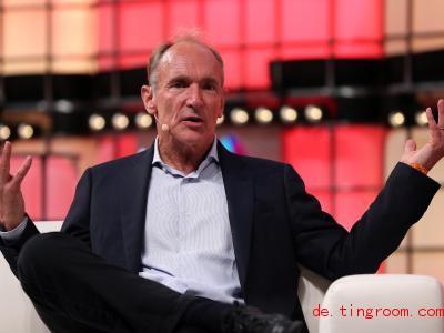 Vor 30 Jahren hat der Erfinder Tim Berners-Lee das World Wide Web entwickelt. Foto: Pedro Fiuza/ZUMA Wire/dpa