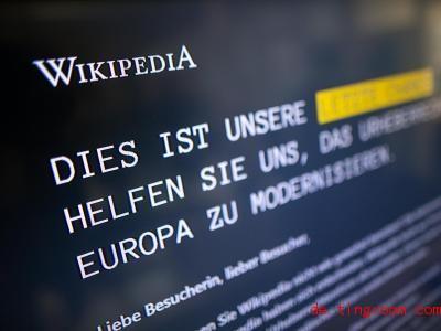 Viele Leute gucken auf Wikipedia, wenn sie etwas wissen sollen. Am Do<em></em>nnerstag ging das nicht. Foto: Sebastian Gollnow/dpa
