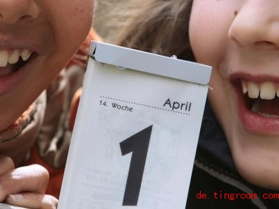 Am 1. April werden viele Scherze gemacht. Foto: Karl-Josef Hildenbrand/dpa