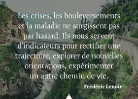 【法语美图美句】Les crises, les boulversements