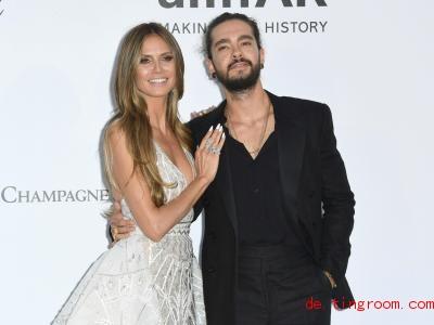 Heidi Klum und Tom Kaulitz sind schon seit längerer Zeit ein Paar. Foto: Arthur Mola/Invision/AP/dpa