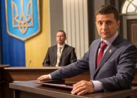 乌克兰大选结果已定,《人民公仆》喜剧演员胜选总统!