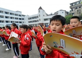 世界读书日,你读书了吗? Various activities held across China for the World Book Day
