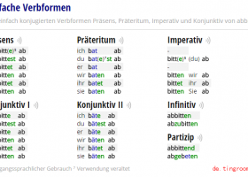 abbitten