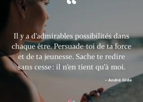 【法语美图美句】Persuade-toi