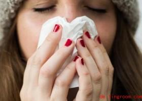 Ein Tuch für die Nase