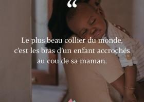 【法语美图美句】Le plus beau collier du monde