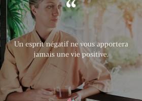 【法语美图美句】Un esprit négatif