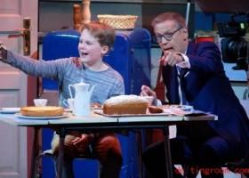 Julius Weckauf: Theaterspielen war mir zu lästig