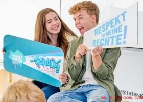 Neue Schülerinnen und Schüler für «Schloss Einstein»
