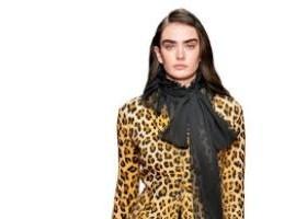 意大利秋季时尚动物纹案