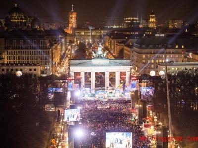 Berlin hat von allen Städten in Deutschland die meisten Besucher. Foto: Christophe Gateau/dpa