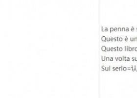 意大利语前置词:su