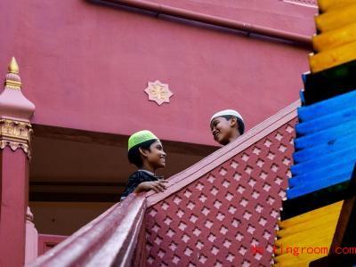 Wer gute Freunde hat, ist oft glücklich. Foto: Debarchan Chatterjee/ZUMA Wire/dpa