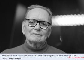 文化:Ennio Morricone ist tot