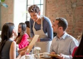 每日情景对话01-4:在咖啡馆-点餐(全文)