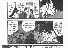 越南语漫画:Thám Tử Lừng Danh Conan Chap 297-11