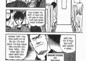 越南语漫画:Thám Tử Lừng Danh Conan Chap 297-12