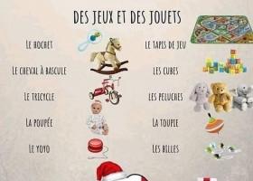 【法语词汇】Jeux et jouets