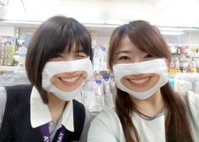 微笑口罩震惊日本网友