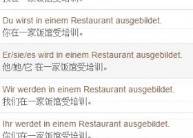 德语过去时被动式