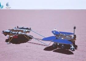 Китайский марсоход «Чжужун» приступил к исследованию Марса