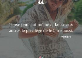 【法语美图美句】Laisse aux autres le privilège ...