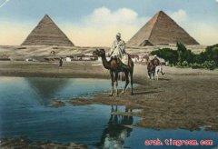 埃及——神秘国度埃及的旧日迷人风貌曝光 2