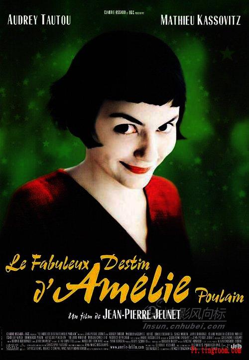 法国经典喜剧:天使爱美丽 Amelie  法国