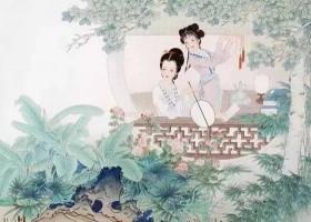 《虞美人》The Beautiful Lady Yu