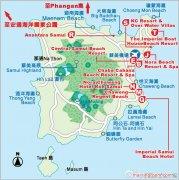 泰国旅游攻略 苏梅岛