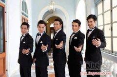 泰国CH3台庆剧《名门绅士五部曲》震撼热播